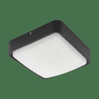 Απλίκα LED 14,6W Σε Μαύρο & Λευκό Χρώμα Piove-C 97295
