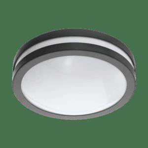 Απλίκα LED 14W Σε Ανθρακί Και Λευκό Χρώμα Eglo Locana-C 97237