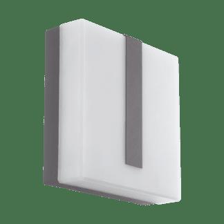 Απλίκα LED 14W Σε Ανθρακί & Λευκό Χρώμα Torazza-C 97219