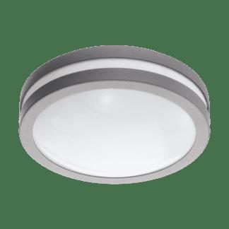 Απλίκα LED 14W Σε Ασημί & Λευκό Χρώμα Locana-C 97299