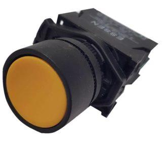 ΜΠΟΥΤΟΝ ΚΙΤΡΙΝΟ Φ22 SDL16-EA51 Κωδ 022-503301000