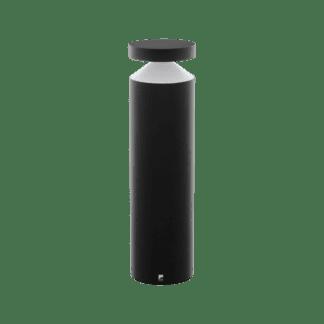Φωτιστικό κολωνάκι Υ450mm μαύρο MELZO 97632