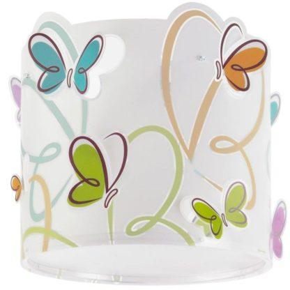 Butterfly οροφής φωτιστικό-πλαφονιέρα [62147] 2