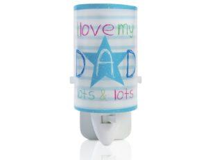 Dad φωτιστικό νύκτας πρίζας LED [92812] 2