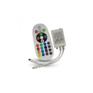 Infrared Controller with Remote Control 24 Buttons VTAC 3625