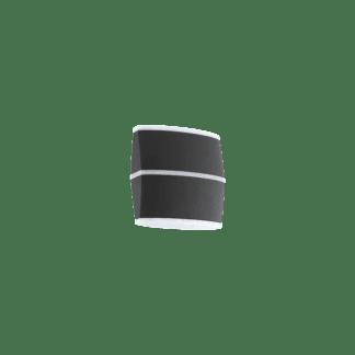Απλίκα Εξωτερικού Χώρου Led Ανθρακί με Λευκό PERAFITA 96007