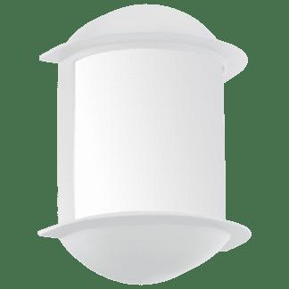 Απλίκα εξωτερικού χώρου σε λευκό ISOBA 96353