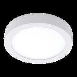 Απλίκα-πλαφονιέρα εξωτερικού χώρου στρογγυλή σε λευκό ARGOLIS 96491