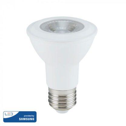 Λάμπα LED E27 PAR20 Samsung Chip SMD 7W Θερμό λευκό 3000K (147)