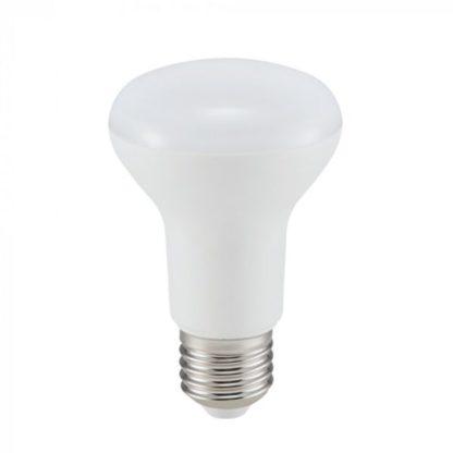 Λάμπα LED E27 R63 Samsung Chip SMD 8W Φυσικό λευκό 4000K (142)