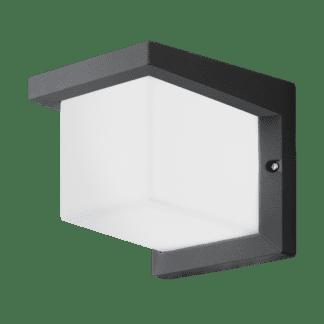 Απλίκα εξωτερικού χώρου σε ανθρακί με λευκό χρώμα DESELLA 1 95097