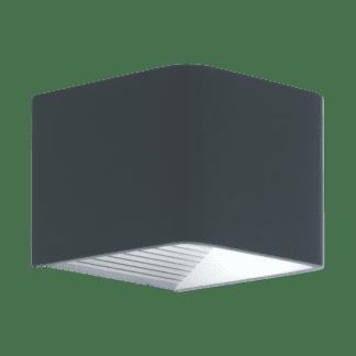 Απλίκα εξωτερικού χώρου σε ανθρακί χρώμα DONINNI 96501
