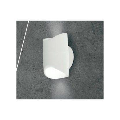 Απλίκα εξωτερικού χώρου σε λευκό χρώμα ABRANTES 95075 2