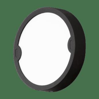 Απλίκα-πλαφονιέρα εξωτερικού χώρου στρόγγυλη σε ανθρακί χρώμα ALFENA-R 95084