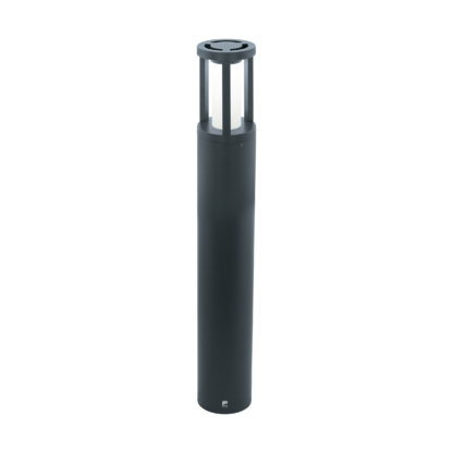 Φωτιστικό κολωνάκι εξωτερικού χώρου ανθρακί Y1m GISOLA 97253