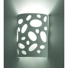 Απλίκα Γύψινη Λευκή Υ25,5cm VK 64174-232131 2