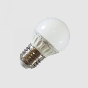 Λαμπτήρας LED E27 G45 4W Θερμό Λευκό Φως (4160)
