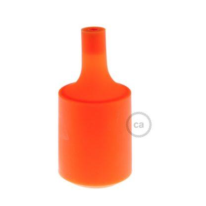 Σετ Ντουί Σιλικόνης Πορτοκαλί KSILICONLAMPARA 3
