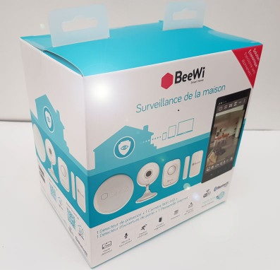 BeeWi Home Surveillance Kit παρακολούθησης σπιτιού