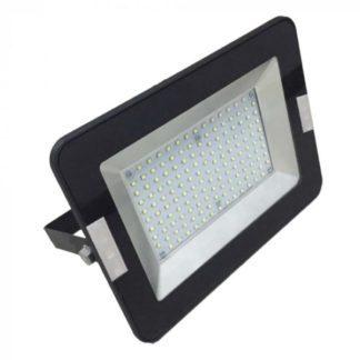Προβολέας LED 50W Φυσικό λευκό 4500K Μαύρο σώμα i-Series V-TAC 5885