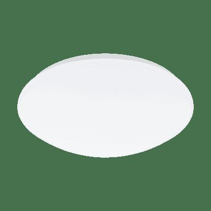 Φωτιστικό οροφής-τοίχου LED 24W 2700K-4000K, Ø39cm, σώμα λευκό GIRON-RW 97105