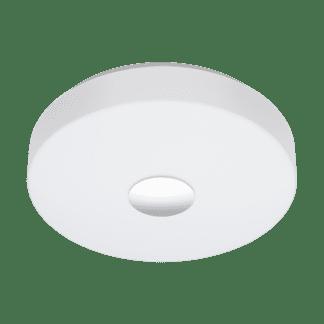 Φωτιστικό οροφής-τοίχου LED RGB 17W στρογγυλό Ø29cm, σώμα λευκό EGLO CONNECT BERAMO-C 96819