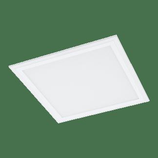 Φωτιστικό πάνελ LED 16W RGB λευκό σώμα, 30x30cm, με τηλεχειριστήριο EGLO SALOBRENA-C 96662