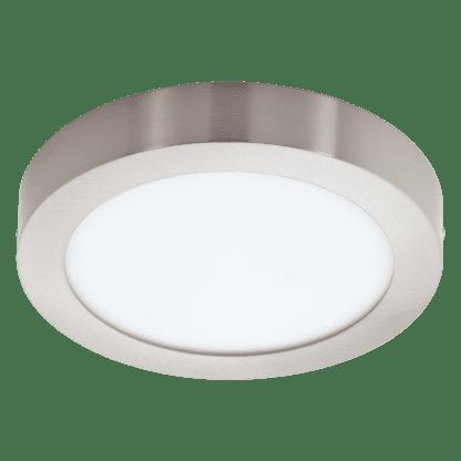 LED PANEL RGB 15.60W στρόγγυλο εξωτερικό Ø22,5cm, λευκό σώμα EGLO CONNECT FUEVA-C 96671