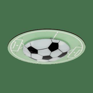 Πλαφονιέρα Ø340cm, E27 με θέμα το ποδόσφαιρο TABARA 97667