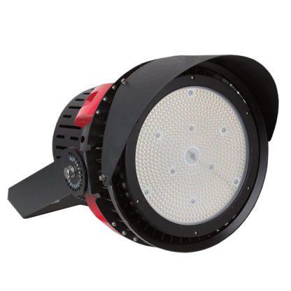 Προβολέας LED Samsung chip & Meanwell 500W Λευκό 5000K Μαύρο σώμα Dimmable Sports Light V-TAC 490