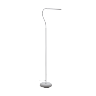 Φωτιστικό Δαπέδου Γραφείου LED 4,5W Με Dimmer Αφής Σε Λευκό Χρώμα Laroa 96436