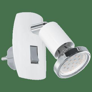 Φωτιστικά Clip & Plug (Πρίζας)