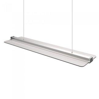 LED panel 120x30cm 40W 4000K Φυσικό λευκό Διάφανο VTAC 6458