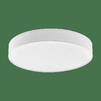 Φωτιστικό Οροφής LED 60W Ø76cm, Tunable White 3000-5000Κ Με Τηλεχειριστήριο Σε Λευκό Χρώμα Eglo Romao1 97782