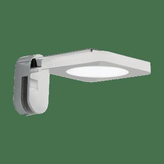 Φωτιστικό απλίκα LED 1x4.5W θερμό φως, Y6cm, IP44, με μέταλλο σε χρώμιο CABUS 96936
