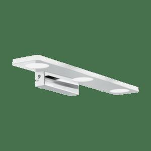 Φωτιστικό απλίκα LED 3x4.5W θερμό φως, μήκους 45cm, IP44, με μέταλλο σε χρώμιο CABUS 96937