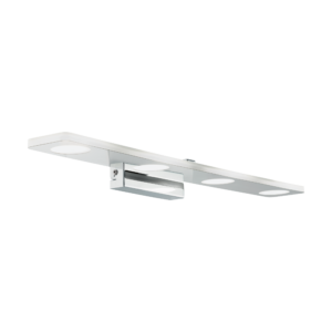 Φωτιστικό απλίκα LED 4x4.5W θερμό φως, μήκους 58cm, IP44, με μέταλλο σε χρώμιο CABUS 96938