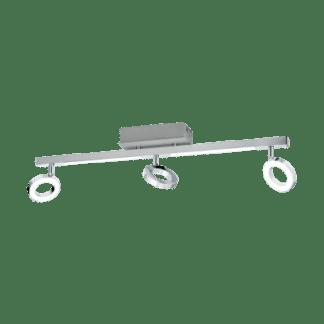 Φωτιστικό Σποτ Τοίχου & Οροφής Led με Λευκό Χρώμα Eglo Cardillio 96181