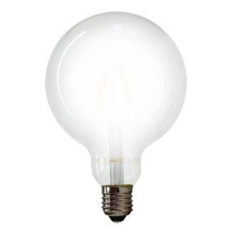 Λάμπα LED E27 G95 Filament 7W Θερμό λευκό 2700K Frost Cover V-TAC 7187