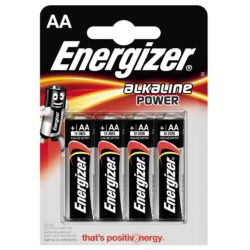 Energizer Alkaline Power AA – LR6 EG.F016 437