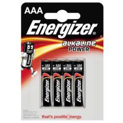 Energizer Alkaline Power AAA – LR03 EG.F016 441