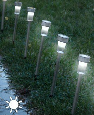 LED ηλιακό φωτιστικό