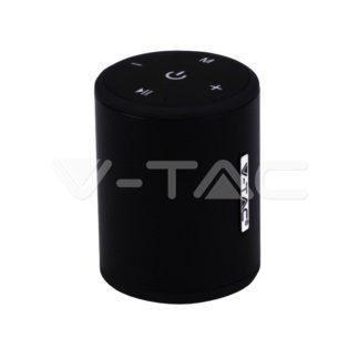 Ηχείο φορητό Bluetooth μαύρο 1500mAh vtac 7721