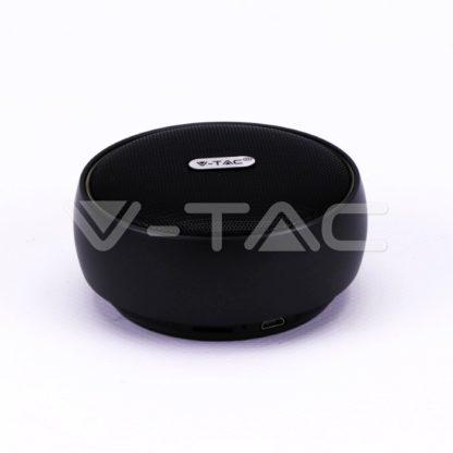 Ηχείο φορητό Bluetooth μαύρο 800mAh vtac 7718