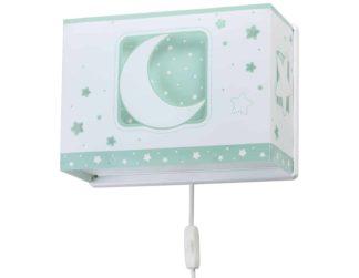 Green Moon απλίκα τοίχου διπλού τοιχώματος 63238 H