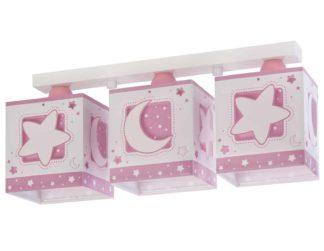 Pink Moon τρίφωτο οροφής ράγας 63233 NS
