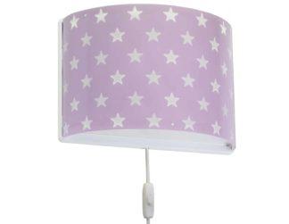 Stars Lilac απλίκα τοίχου διπλού τοιχώματος 81218 L