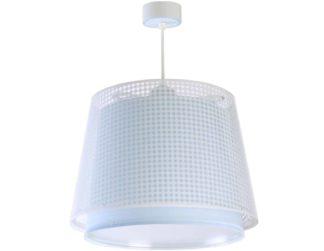 Vichy Blue παιδικό φωτιστικό οροφής 80222 T