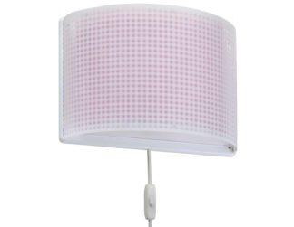 Vichy Pink απλίκα τοίχου διπλού τοιχώματος 80228 S