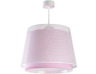 Vichy Pink παιδικό φωτιστικό οροφής 80222 S